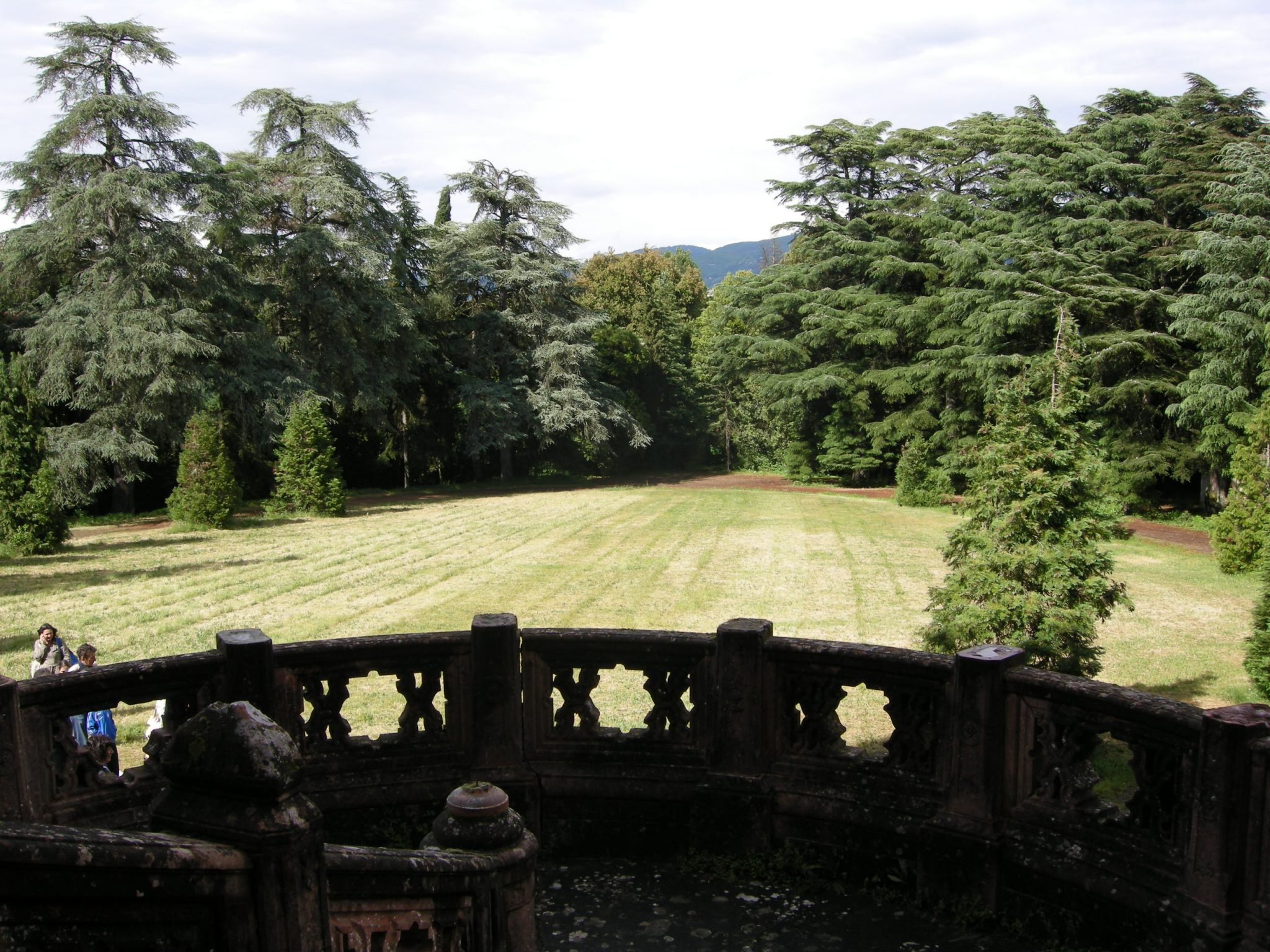 Il Parco Di Sammezzano Magnifica Cornice Del Castello Di Sammezzano